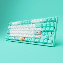 Akko 3087 v2 Monets Pond Keyboard 4