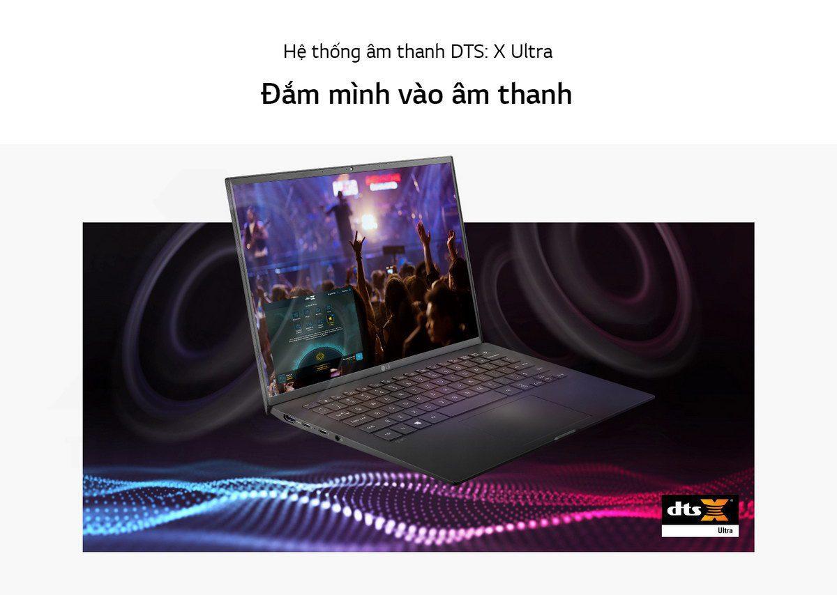 LG gram 2021 14Z90P G.AH75A5 Laptop 11