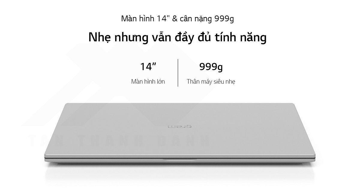 LG gram 2021 14ZD90P G.AX56A5 Laptop Details 2