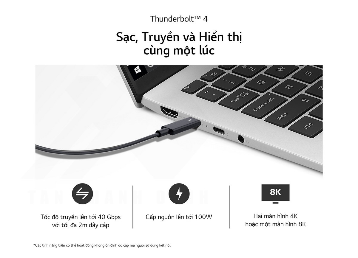 LG gram 2021 16Z90P G.AH73A5 Laptop Details 8