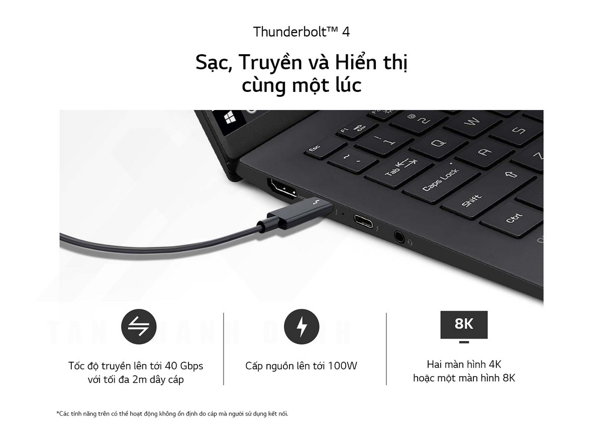 LG gram 2021 16Z90P G.AH75A5 Laptop 8