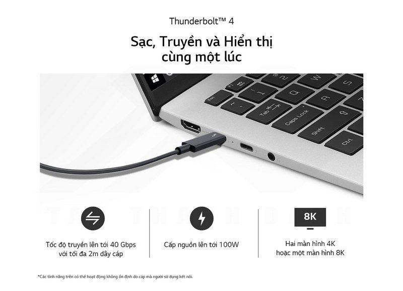 LG gram 2021 17Z90P G.AH76A5 Laptop Details 8