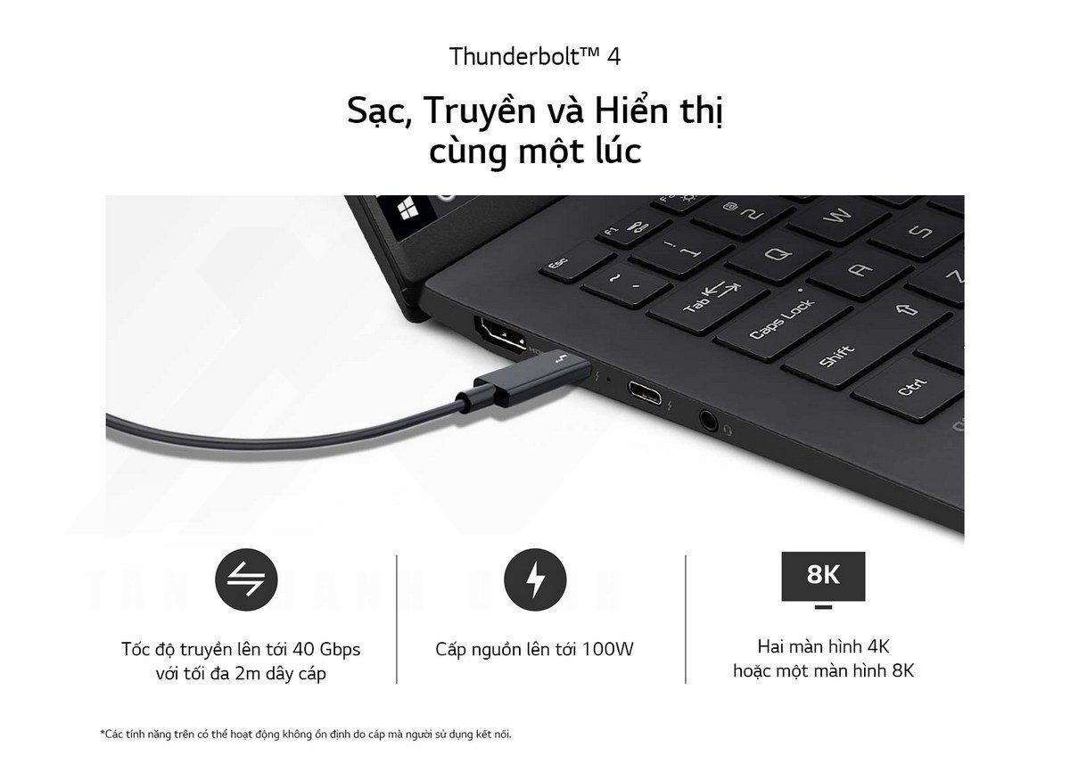 LG gram 2021 17Z90P G.AH78A5 Laptop Details 8
