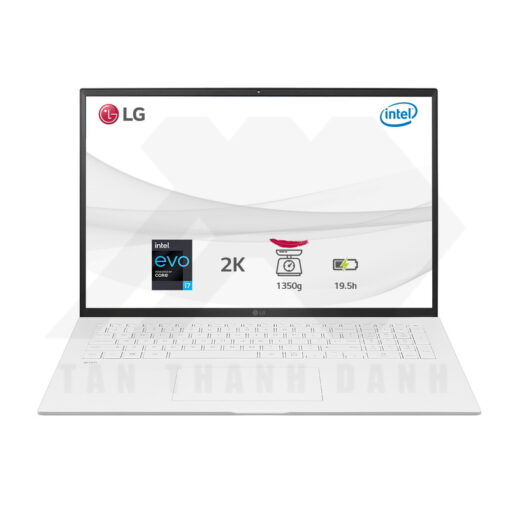 LG gram 2021 17ZD90P G.AX71A5 Laptop