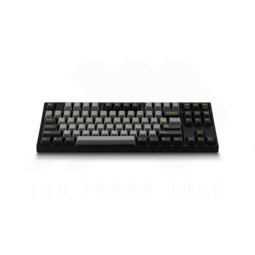 Leopold FC750R PD Ash Yellow Keyboard 2