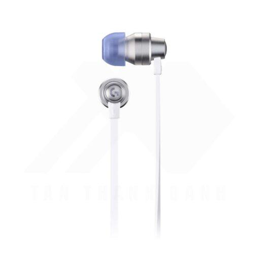 Logitech G333 In ear Gaming Earphones White 3