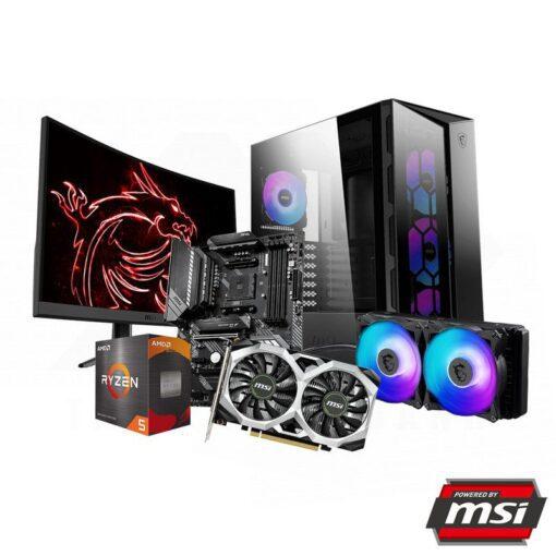 MSI Hard AMD 2021 PC – Power By MSI 1
