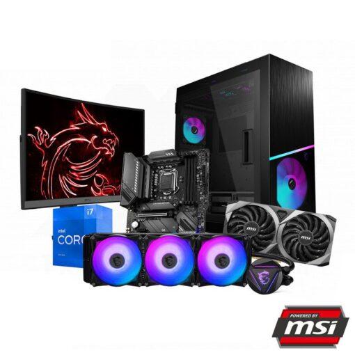 MSI Hard Intel 2021 PC