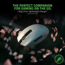 Razer Orochi V2 Wireless Mini Mouse – White 2