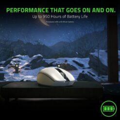 Razer Orochi V2 Wireless Mini Mouse – White 4