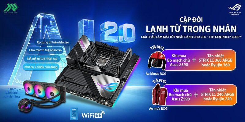 TTD Promotion 202106 ASUSZ590Cooler WebBanner