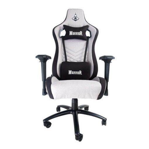 Warrior Maiden Series WGC307 Plus Gaming Chair – Black Light Grey 1