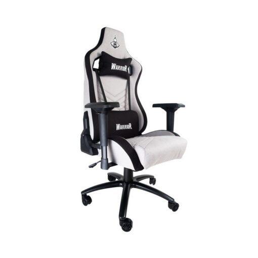Warrior Maiden Series WGC307 Plus Gaming Chair – Black Light Grey 2