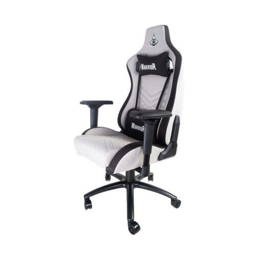 Warrior Maiden Series WGC307 Plus Gaming Chair – Black Light Grey 3