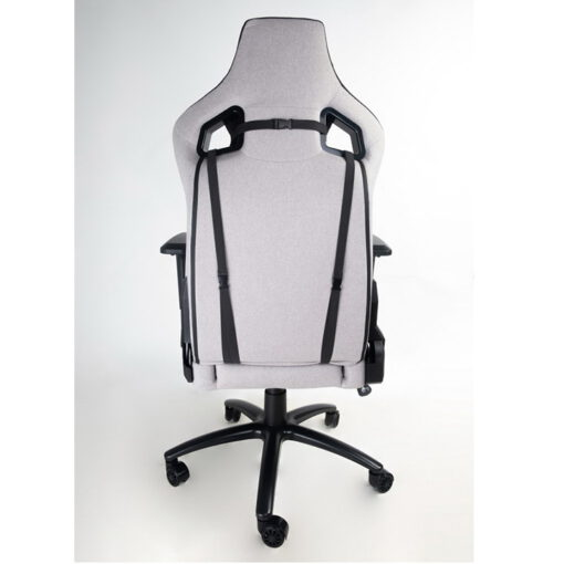 Warrior Maiden Series WGC307 Plus Gaming Chair – Black Light Grey 4