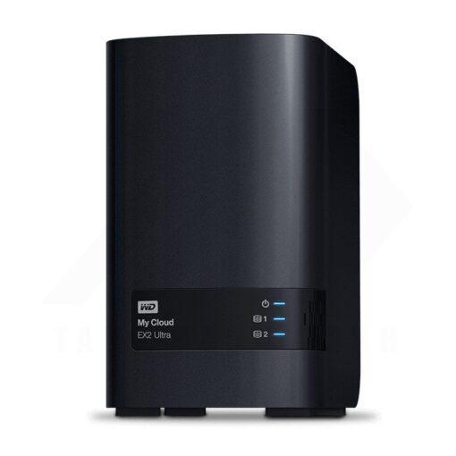 Western Digital My Cloud EX2 Ultra NAS External HDD Station 1