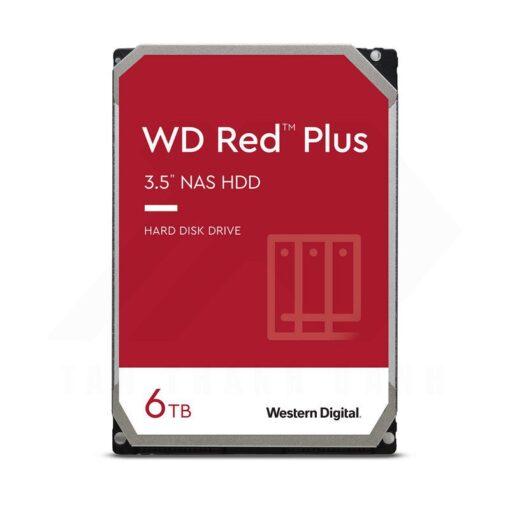 Western Digital Red Plus 6TB HDD