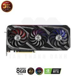 ASUS ROG Strix Geforce RTX 3070 Ti 8G Gaming Graphics Card 2