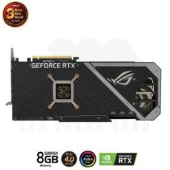 ASUS ROG Strix Geforce RTX 3070 Ti 8G Gaming Graphics Card 3