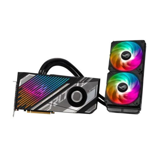 ASUS ROG Strix LC Geforce RTX 3080 Ti 12G Watercooled Gaming Graphics Card