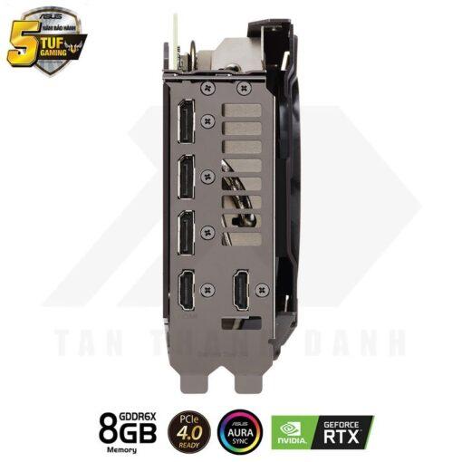 ASUS TUF Gaming Geforce RTX 3070 Ti 8G Graphics Card 4