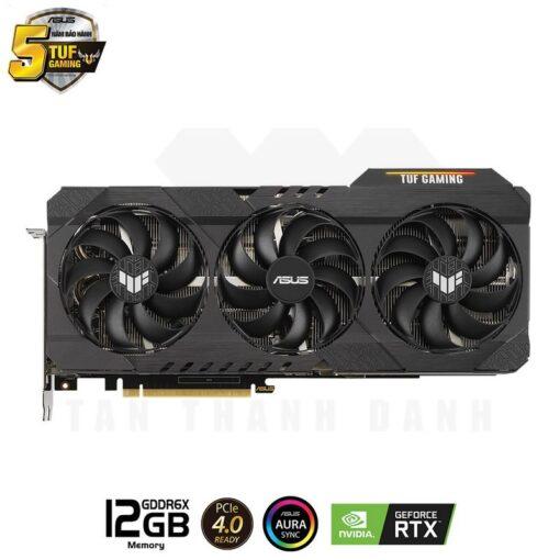 ASUS TUF Gaming Geforce RTX 3080 Ti OC Edition 12G Graphics Card 2