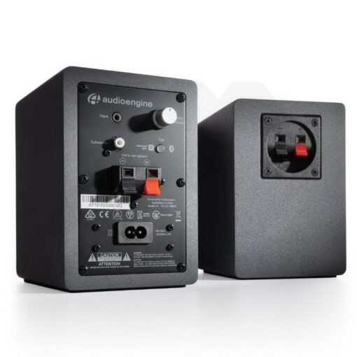 Audioengine A1 Wireless Speaker System – Black 2