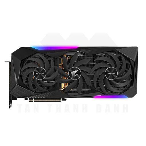 GIGABYTE AORUS Geforce RTX 3070 Ti MASTER 8G Graphics Card 2