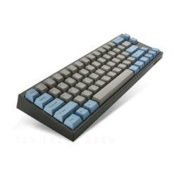 Leopold FC660MBT PD Blue Grey Bluetooth Keyboard 2