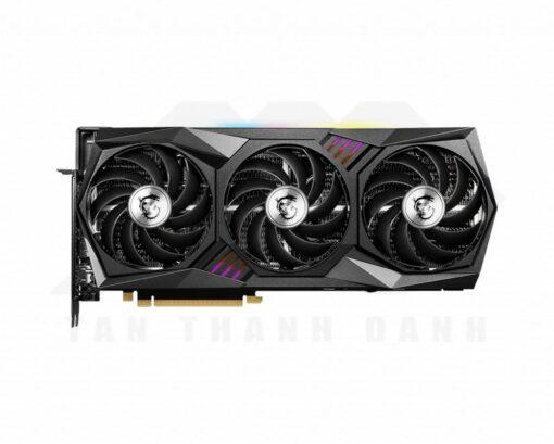 MSI Geforce RTX 3070 Ti GAMING X TRIO 8G Graphics Card 2