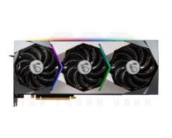 MSI Geforce RTX 3070 Ti SUPRIM 8G Graphics Card 2
