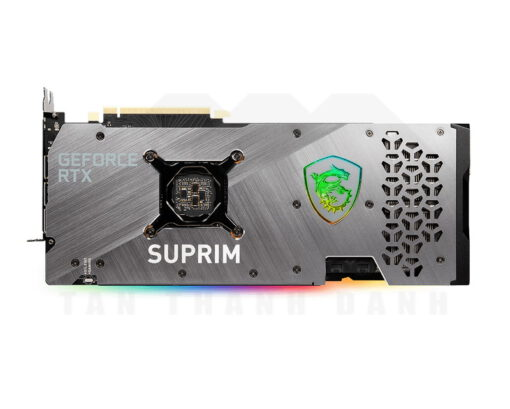 MSI Geforce RTX 3070 Ti SUPRIM 8G Graphics Card 3