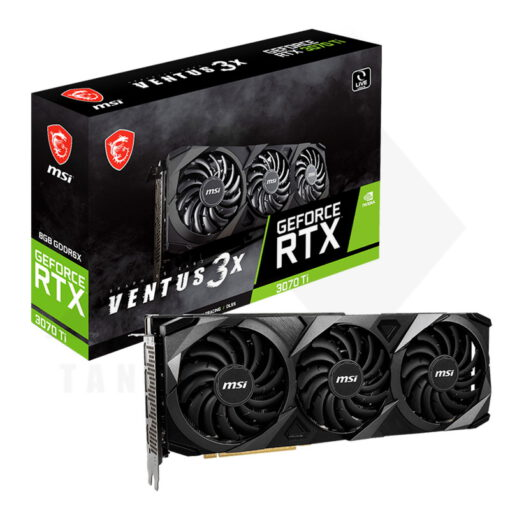 MSI Geforce RTX 3070 Ti VENTUS 3X 8G OC Graphics Card 1