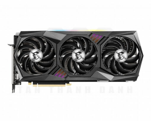 MSI Geforce RTX 3080 Ti GAMING X TRIO 12G Graphics Card 2