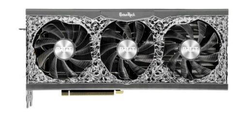 Palit GeForce RTX 3070 Ti GameRock OC Graphics Card 2