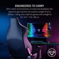 Razer Iskur Gaming Chair – Black 6