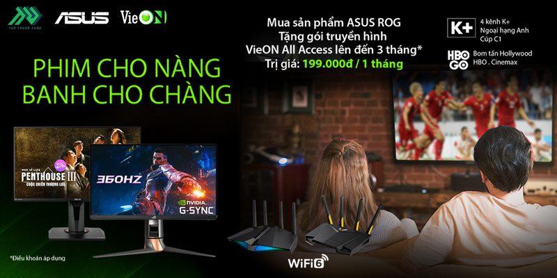 TTD Promotion 202106 AsusVieon WebBanner