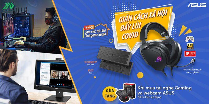 TTD Promotion 202106 AsusWebcamHeadset WebBanner