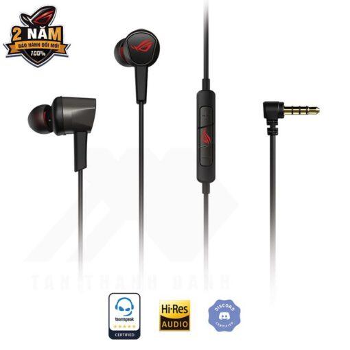 ASUS ROG Cetra II Core In Ear Headset 1