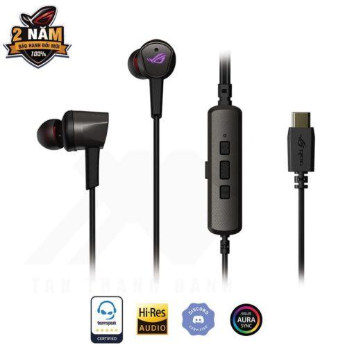 ASUS ROG Cetra II In Ear Headset 1