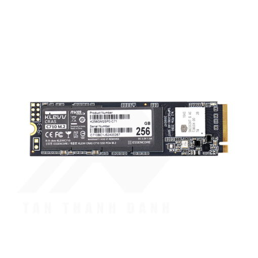 KLEVV CRAS C710 256GB SSD
