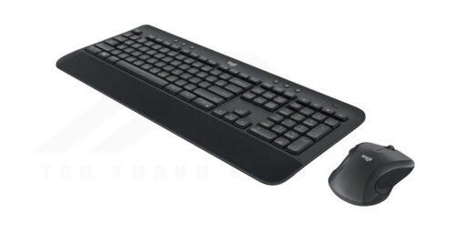 Logitech MK545 Mouse Keyboard Combo 3