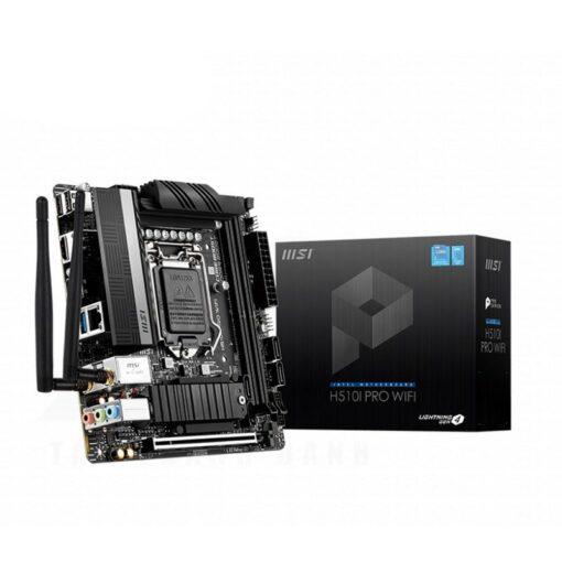 MSI H510I PRO WIFI Mainboard 1