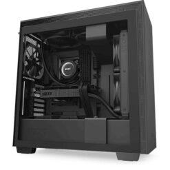 TTD h710 black black mainw system