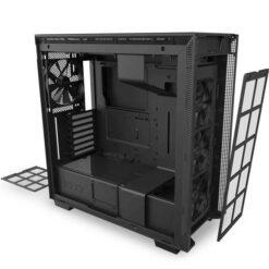TTD h710 blackblack frontfilter bottomfilter explore