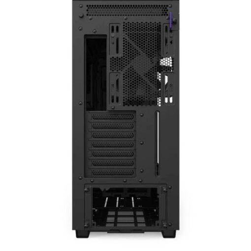 TTD h710 blackblack no system rear