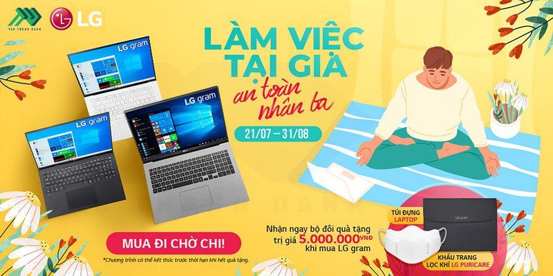 TTD Promotion 202107 LGGramLamViecTaiNha WebBanner