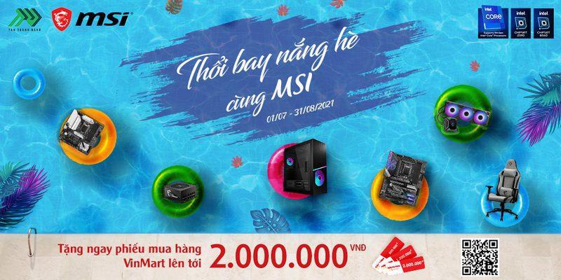 TTD Promotion 202107 MSIThoiBayNangHe WebBanner