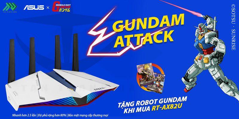 TTD Promotion 202107 RouterASUSGundam Banner