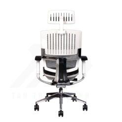 Thermaltake CyberChair E500 Gaming Chair White Edition 2